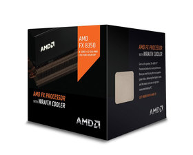 AMD FX8 8350 4Ghz Box AM3+