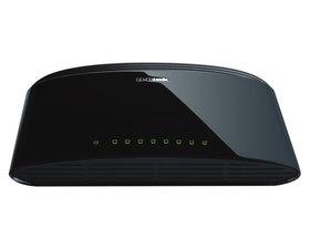D-Link Switch 8 Puertos 10/100
