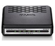 D-Link Switch 5 Puertos 10/100/1Gbit DLinkGO