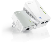 Tp-Link PLC PowerLine ETH 300Mbps WPA4220+ PA4010