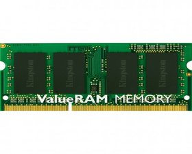 Kingston DDR3 4GB 1600Mhz Portátil