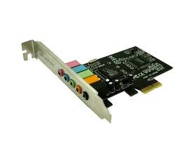 Approx Tarjeta de Sonido 5.1 PCI-E