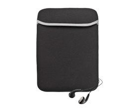 Funda Universal Trust Tablet 10'' Neopreno+Auriculares