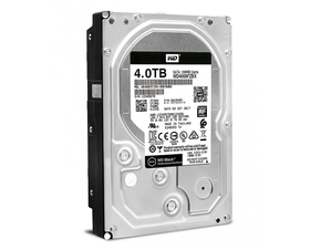Western Digital 4TB 3.5'' SATA Black