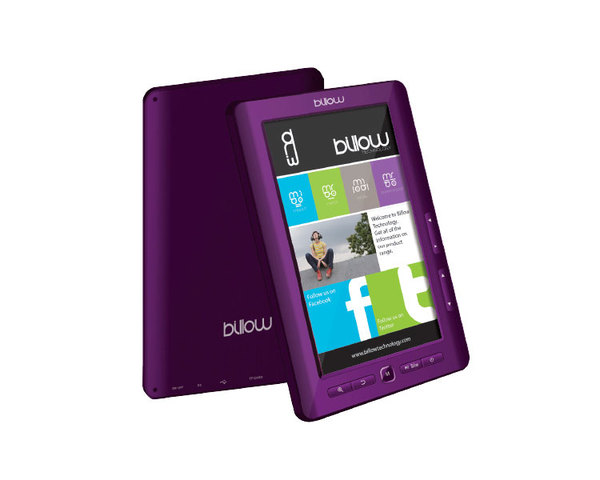 eBook Billow Color 7'' 4GB Morado