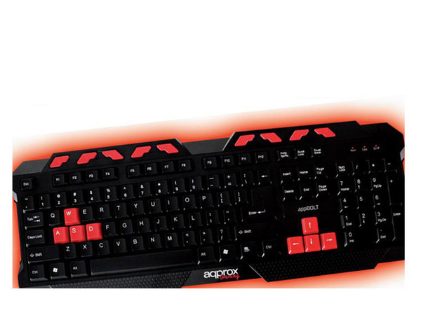 Teclado gaming Approx Bolt