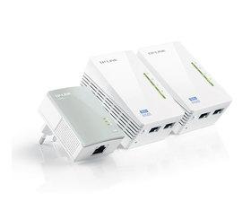 Tp-Link PLC Powerline ETH 300Mbps 2xWPA4220+ 1xPA4010