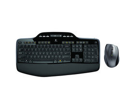Logitech Desktop MK710 Wireless