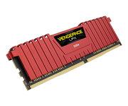 Corsair DDR4 8GB 2400MHz Vengeance LPX Red