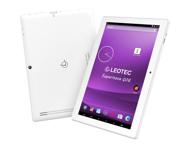 Tablet Leotec Supernova QI16 de 10.1''