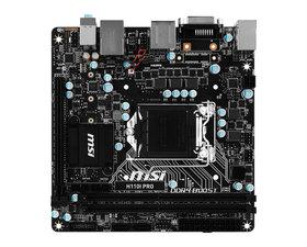 MSI H110I PRO MiniITX