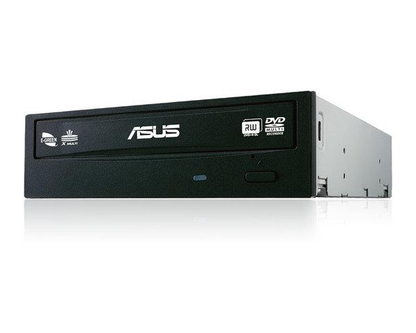 Asus DRW-24D5MT Grabadora DVD 24X Negra