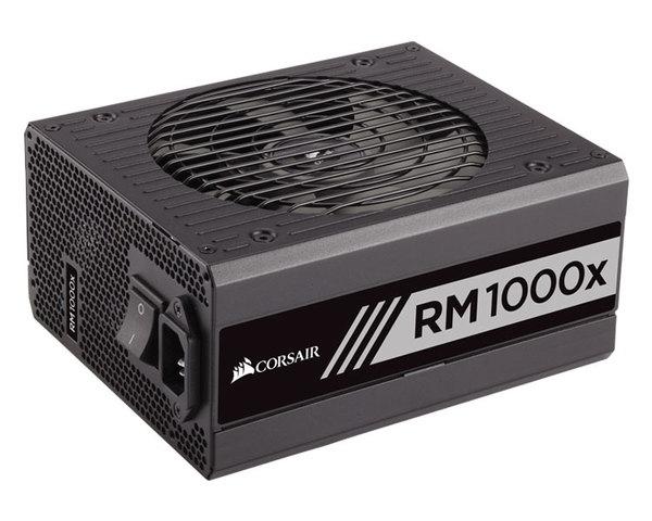 Fuente de alimentación Corsair Enthusiast RM1000X 1000W Modular