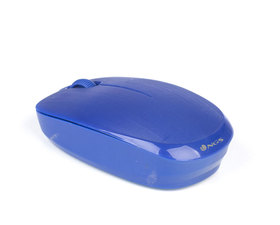 NGS Fog 1200DPI Óptico Azul Wireless