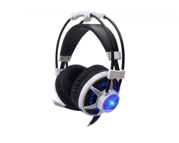 Auricular DeepGaming DeepRipple color Blanco