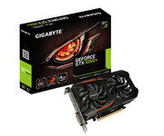 Gigabyte GeForce GTX1050 Ti OC 4GB GDDR5
