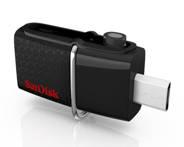 Memoria USB Sandisk Ultra Dual 16GB Micro OTG