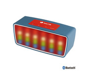 NGS Roller Glow Azul Bluetooth