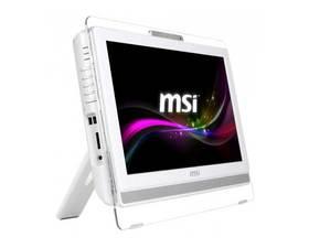 MSI AIO PRO 22ET 4BW-022XEU N3160/4GB/1TB/21.5'' Blanco Multitáctil