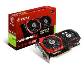 MSI GTX1050 GAMING X 2GB GDDR5