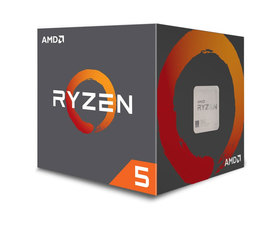 AMD Ryzen 5 1400 3.2 GHz Box AM4