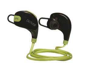 Denver Sport BTE-100 Bluetooth Verde