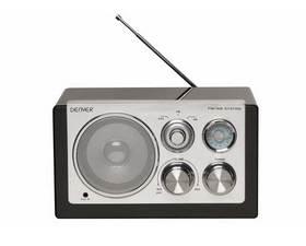 Denver TR-61 Radio Retro Negro