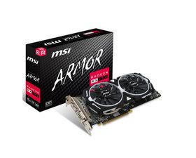 MSI Radeon RX 580 ARMOR OC 8GB GDDR5