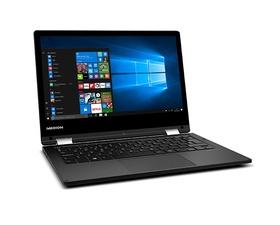 Medion Akoya E2221T Z8350/4GB/ 64GB/11.6'' Táctil/Win10 Negro