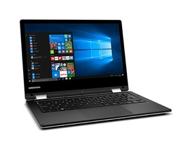 Medion Akoya E2221T Z8350/4GB/ 128GB/11.6'' Táctil/Win10 Blanco