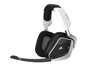 Corsair Void Pro Wireless RGB Blanco Gaming