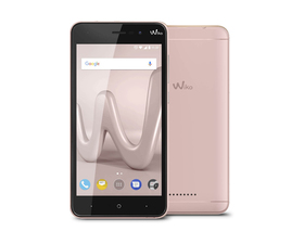 Wiko Lenny4 IPS 5'' 16GB RAM 2GB Rose Gold