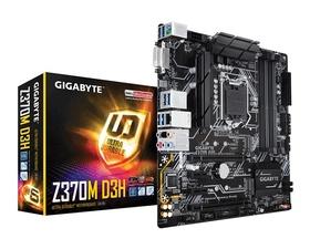 Gigabyte Z370M-D3H