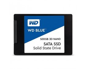 Western Digital Blue 3D SSD SATA 500GB