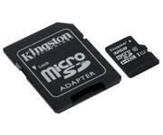 Kingston microSD 32GB Clase 10 Adaptador