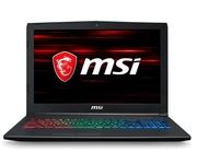 MSI GF62 8RD-010XES i7-8750H/16GB/ 1TB+SSD256GB/ GTX1050 Ti/15.6''