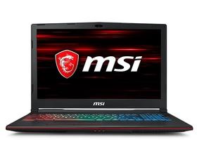 MSI GP63 8RE(Leopard)-041XES i7-8750H/16GB/ 1TB+SSD256GB/ GTX1060/15.6''