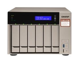 Qnap NAS TVS-673E-4G