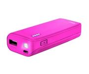 Trust Neon PowerBank 4400mAh Rosa