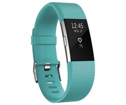 Fitbit Charge 2 S Verde Azulado/Plata