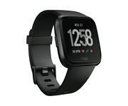 Fitbit Versa Smartwatch Negro/Aluminio