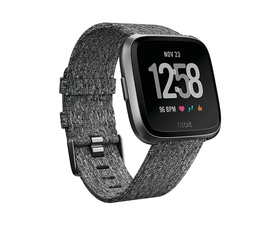 Fitbit Versa Ed. Especial Smartwatch Gris/Gris Oscuro