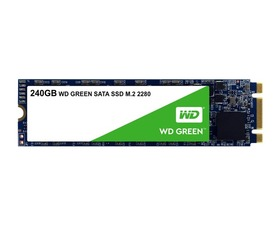 Western Digital Green 240GB SSD Serie M.2 2280