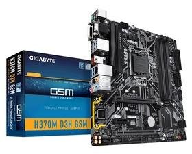 Gigabyte H370M-D3H GSM