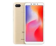 Xiaomi Redmi 6 32GB RAM 3GB Gold