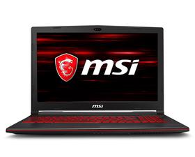 MSI GL63 8RC-278XES i7-8750H/8GB/1TB/ GTX1050 4GB/15.6''