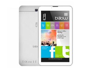 Billow X703 7'' IPS 8GB RAM 1GB GPS 3G Blanco