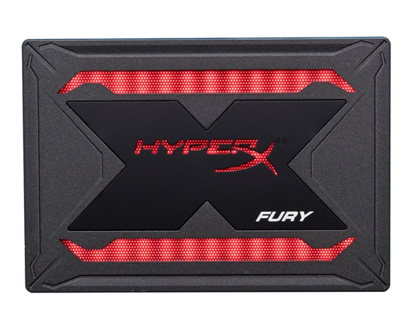 Disco SSD Kingston HyperX Fury RGB 480GB