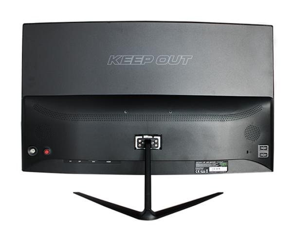 Monitor curvo Keep Out XGM27C+