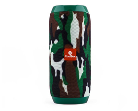 Coolbox CoolTube Camuflaje Bluetooth